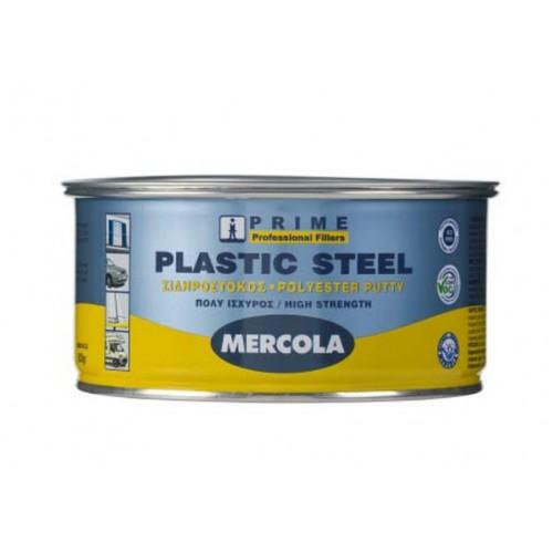 MERCOLA PLASTIC STEEL ΣΙΔΗΡΟΣΤΟΚΟΣ 800 gr