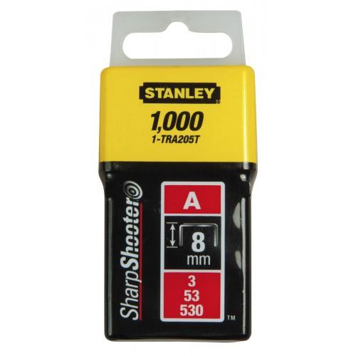 STANLEY ΔΙΧΑΛΟ 1 mm ΚΑΡΦΩΤΙΚΟΥ 53-4 mm (1000 ΤΕΜ.) 1-TRA202T