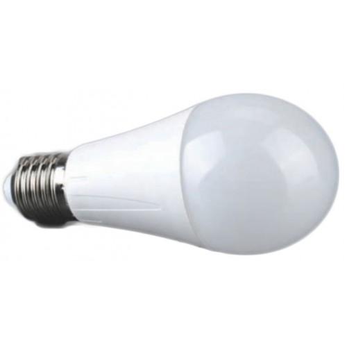 COM ΛΑΜΠΑ LED 15W / Ε27 ΘΕΡΜΟΥ ΦΩΤΟΣ 3000K