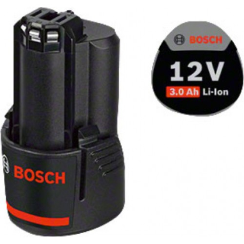 BOSCH GBA 12V 3,0 Ah ΜΠΑΤΑΡΙΑ 1600A00X79