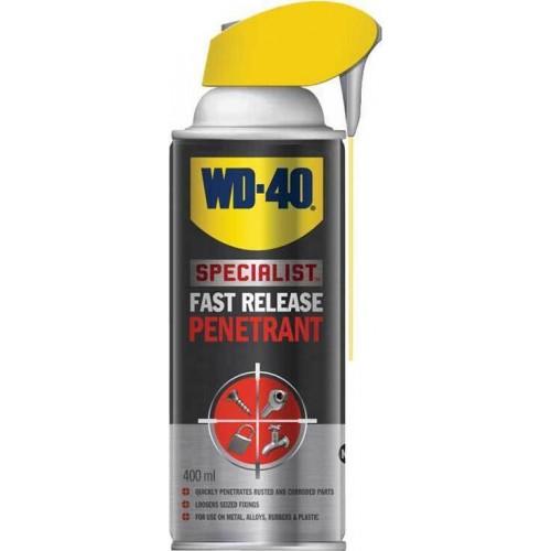 WD-40 SPECIALIST FAST RELEASE PENETRANT - ΛΙΠΑΝΤΙΚΟ ΣΠΡΕΙ ΥΨΗΛΗΣ ΔΙΕΙΣΔΥΤΙΚΟΤΗΤΑΣ 400 ml