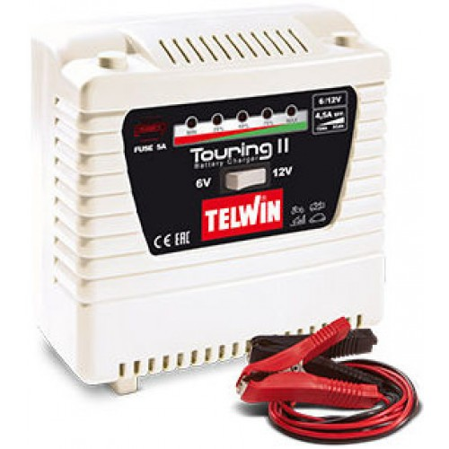 TELWIN TOURING 11 ΦΟΡΤΙΣΤΗΣ ΣΥΝΤΗΡΗΤΗΣ 6/12V
